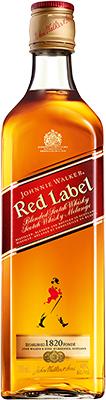 JOHNNIE RED 750ML