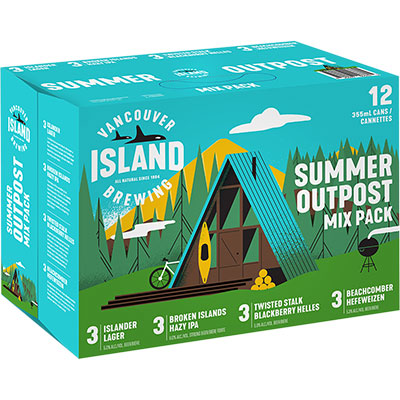 VAN.ISLE SUMMER OUTPOST CAN