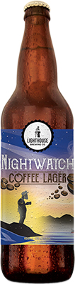 LIGHTHOUSE COFFEE LAGER 650