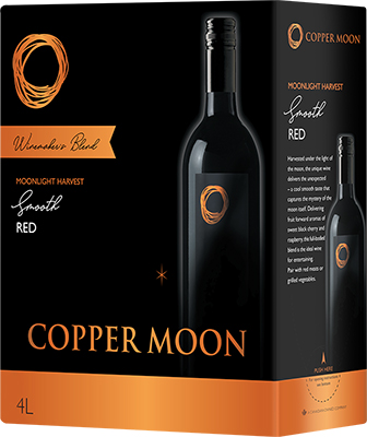 COPPER MOON SMOOTH RED 4L
