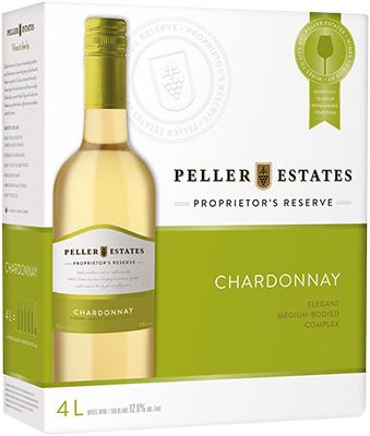 PELLER CHARDONNAY 4L