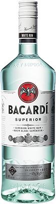BACARDI WHITE 1.14L