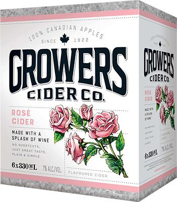 GROWERS ROSE 6BTL