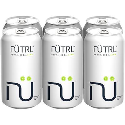 NUTRL LIME 6PK