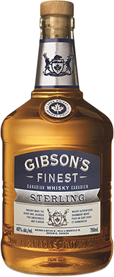 GIBSONS STERLING 750ml