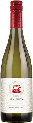 DIRTY LAUNDRY PINOT GRIS