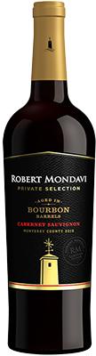 ROBERT MONDAVI CAB BOURBON