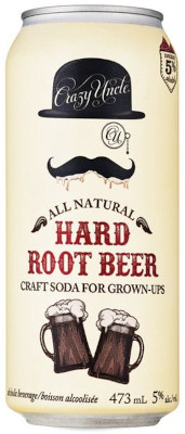 CRAZY UNCLE ROOTBEER