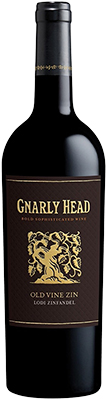 GNARLY HEAD OLD VINE RED ZIN