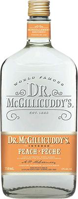 DR. MCGILLICUDDY PEACH