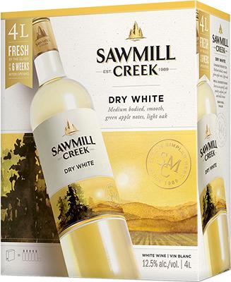 SAWMILL WHITE 4L