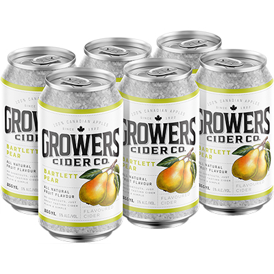 GROWERS PEAR 6CAN