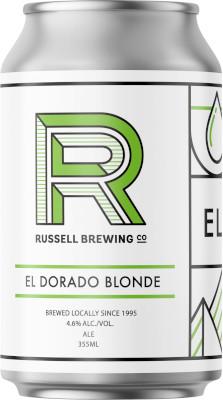 RUSSELL EL DORADO BLONDE