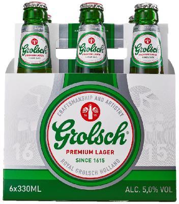 GROLSCH 6BTL