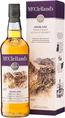 MCCLELLANDS HIGHLAND
