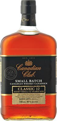 CANADIAN CLUB 12YR SMALL BATCH