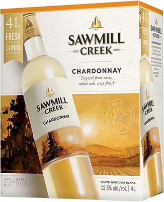 SAWMILL CHARD.4L