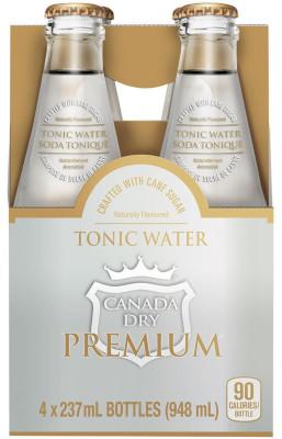 CANADA DRY PREMIUM TONIC 4PK