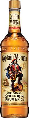 CAPTAIN MORGAN SPICED 750ML