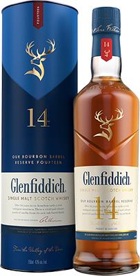 GLENFIDDICH 14 YR OLD