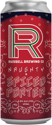 RUSSELL SPICED PORTER