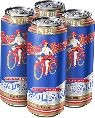 RED RACER NORTHWEST PALE ALE TALL CAN