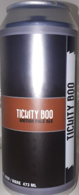 TWIN CITY TICKITY BOO BRITISH PALE ALE