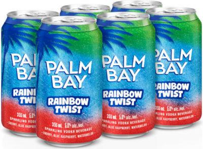 PALM BAY RAINBOW TWIST
