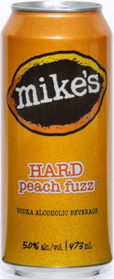 MIKE'S HARD PEACH FUZZ
