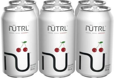 NUTRL VODKA SODA CHERRY