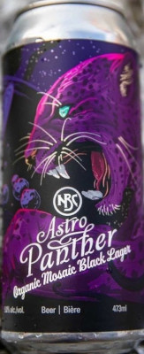 NELSON ASTRO PANTHER ORGANIC DARK LAGER