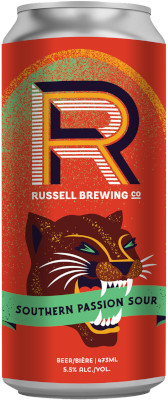 RUSSELL SOUTHERN PASSION SOUR