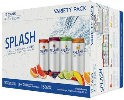 SPLASH VARIETY PACK