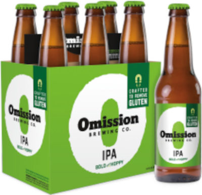 OMISSION GLUTEN REMOVED IPA