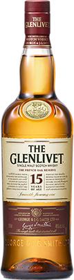 GLENLIVET 15YR