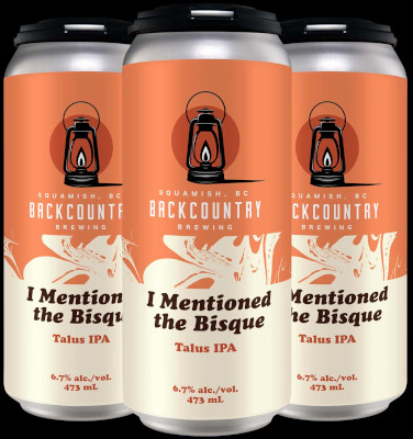 BACKCOUNTRY BISQUE IPA