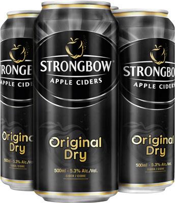 STRONGBOW 4PK