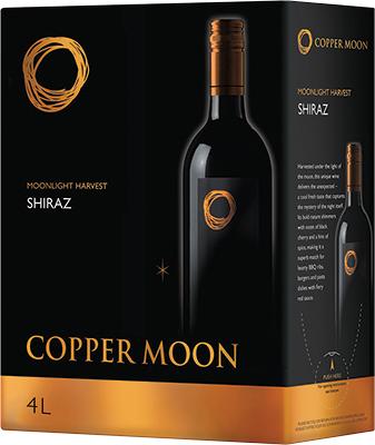 COPPER MOON SHIRAZ 4L