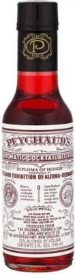PEYCHAUD'S COCKTAIL BITTERS