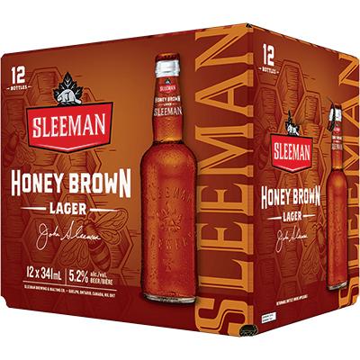 SLEEMAN HONEY 12BTL
