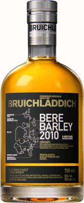 BRUICHLADDICH ORKNEY BERE BARLEY 2010