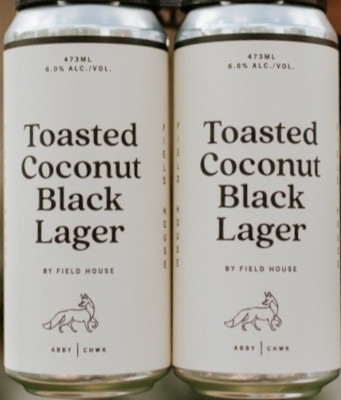 FIELD HOUSE TOASTED COCONUT