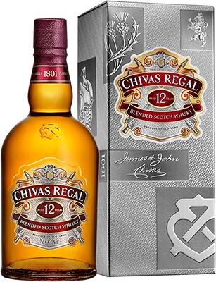 CHIVAS 12YR 750ML