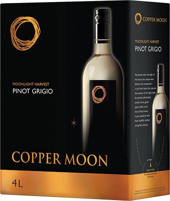 COPPER MOON PINOT GRIGIO 4L