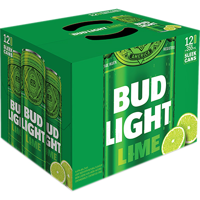 BUD LIGHT LIME 12CANS