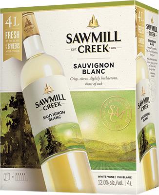 SAWMILL SAUV.BLANC 4L