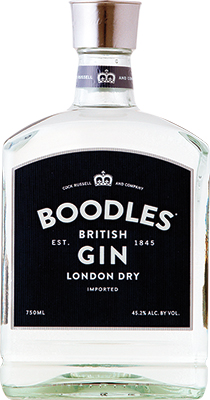 BOODLES GIN