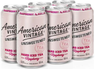 AMERICAN VINTAGE RASP. ICE TEA ZERO G
