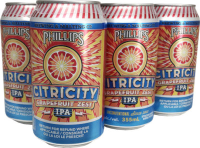 PHILLIPS CITRICITY 6can