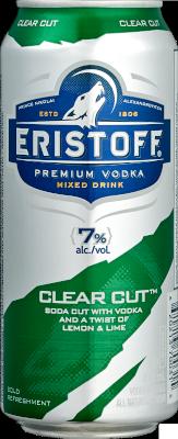 ERISTOFF CLEAR CUT CAN